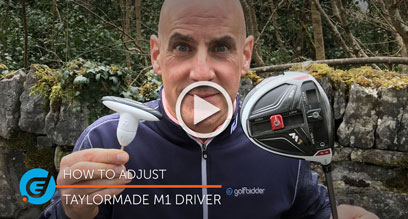How to adjust your TaylorMade M1 driver