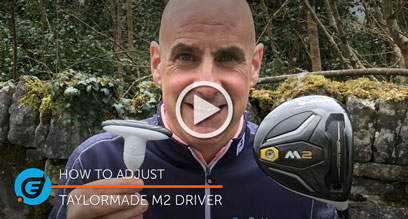 How to adjust your TaylorMade M2 driver
