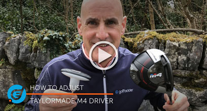 How to adjust your TaylorMade M4 driver