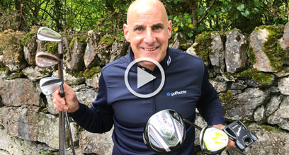 Play with Rory McIlroy's golf clubs (Golf on a budget)