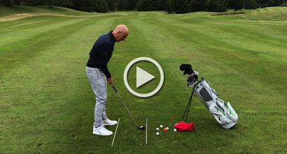 10 NEW golf alignment stick uses and drills (plus the obvious one)