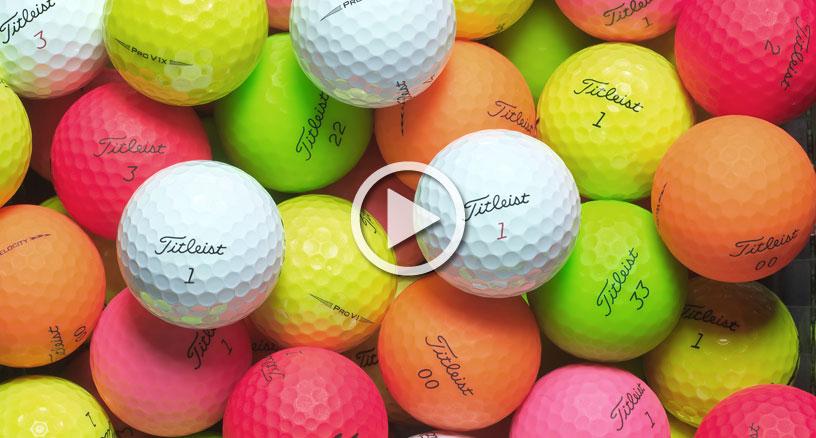 Golf Balls Buyers' Guide
