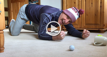 Fun golf games you can play at home
