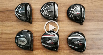 Titleist drivers through the years – Rick Shiels roundup