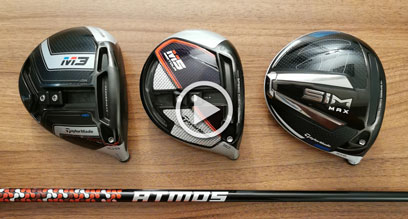 TaylorMade drivers through the years – Rick Shiels roundup