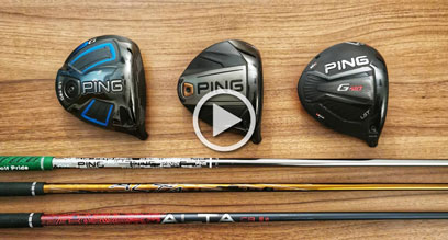 Ping drivers through the years – Rick Shiels roundup