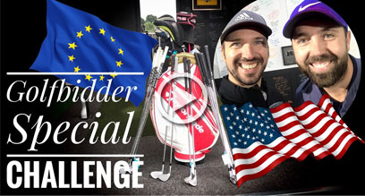 The Ryder Cup Mystery Box with Rick Shiels and Peter Finch