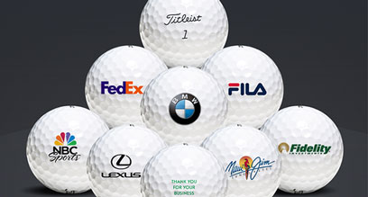 Corporate Logo Golf Products