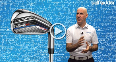 Cobra KING F7 ONE Irons Preview