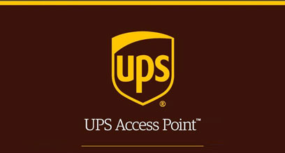 Delivery to your local UPS Access Point™
